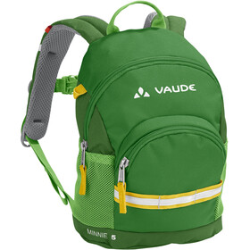 VAUDE Minnie 5 Sac à dos Enfant, parrot green